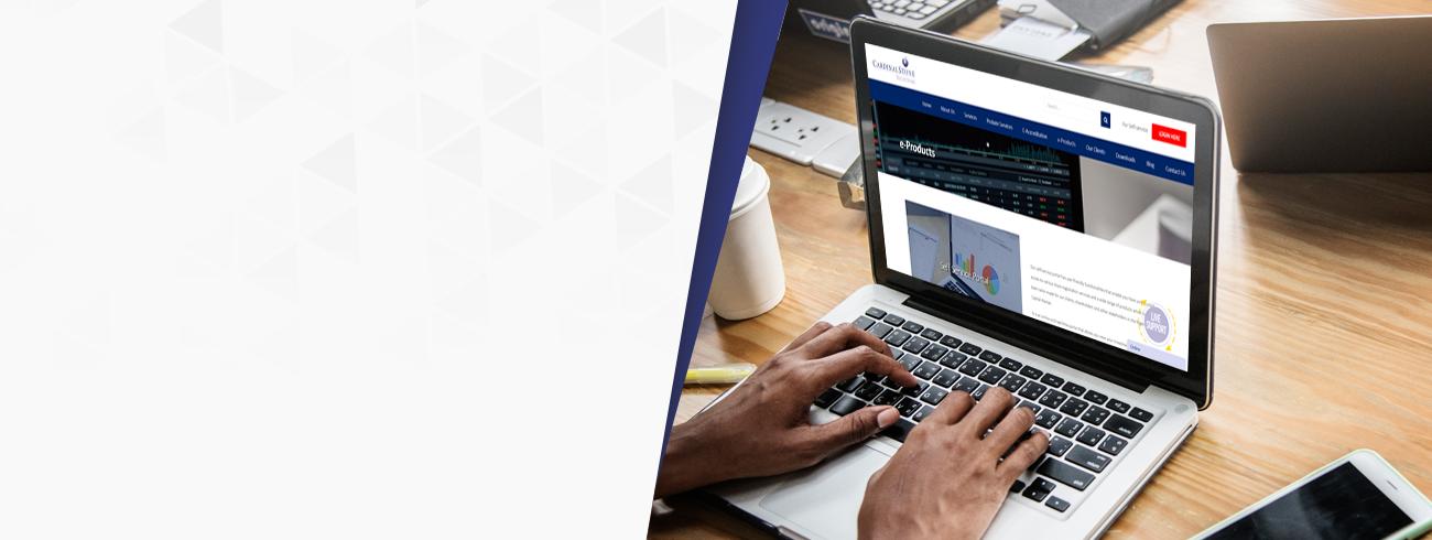 E-Dividend Mandate Portal